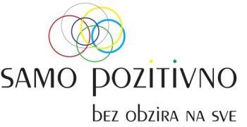 samo pozitivno logo